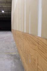 Warehouse Drywall Reinforcement