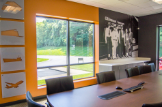 CH Robinson conference room
