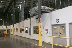 Glass Manufacturing Facility Offices
