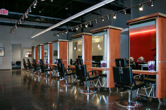 Remington College Salon Chairs