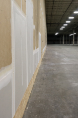 Warehouse Drywall Repairs