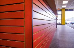 Custom Retail Transaction Counter