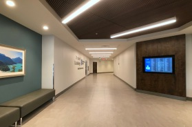 St Thomas West Hospital Lobby